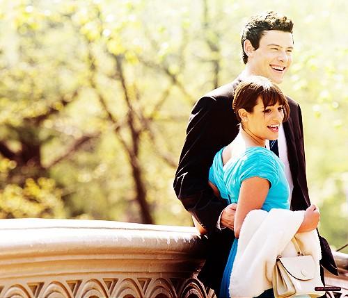 Som är Finn på Glee dating